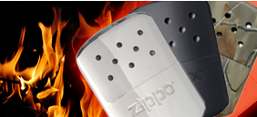The Zippo Handwarmer - Now In 4 Colours!